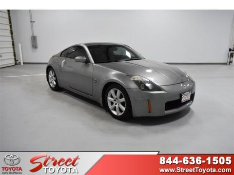 Pre-Owned 2003 Nissan 350Z Enthusiast