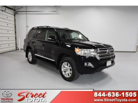 Certified Pre-Owned 2018 Toyota Land Cruiser